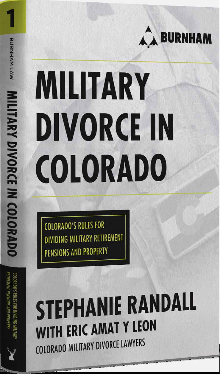 Military Divorce in Colorado